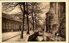 DELFT Holland Straßenpartie Prinsenhof AK um 1910/20  Briefkaart Niederlande