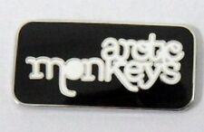 Arctic Monkeys enamel badge.Miles Kane,Oasis,Pretty Green,Mod,The Vaccines.
