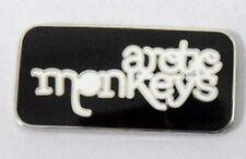 Arctic Monkeys enamel badge.Miles Kane,Oasis,Pretty Green,Mod,The Vaccines.