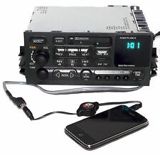 Chevy GMC Truck 1995-2005 AM FM Cassette Radio w Auxiliary 3.5mm Input 09354155