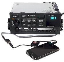 Chevy GMC Truck 1995-2005 AM FM Cassette Radio w Auxiliary 3.5mm Input 09354155