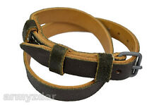 WW2 German mess tin leather strap