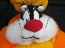 Looney Tunes Sylvester Pumpkin Thanksgiving Or Halloween Fun Plush Stuffed Anima
