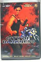 City of Darkness Aka Heat ntsc import dvd