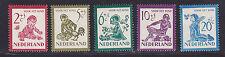PAYS-BAS / NEDERLAND N°  549 à 553 ** MNH neufs, B/TB, cote: 37.50 €  (L2)