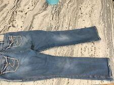 Silver Suki Flap Pockets 17 Jeans Plus 18 33