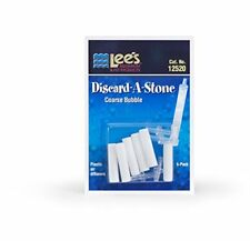 Lee'S Pet Products 6-Pack Discard A Stone Air Diffuser For Aquarium Pump Coarse