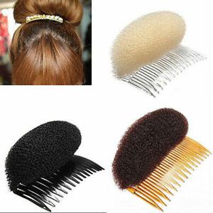 Beehive Shaper Bumpits Bump Sponge Foam Hair Styler Hair Comb Volume Bouffant