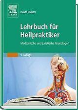 Lehrbuch für Heilpraktiker: Medizinische und jurist... | Buch | Zustand sehr gut