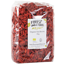 Forest Whole Foods - Organic Goji Berries 2kg