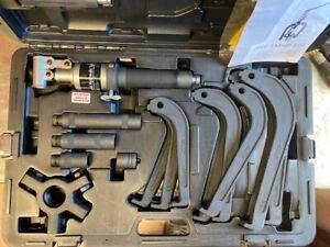 Kit estrattore idraulico - Hydraulic Jaw Puller SKF TMHP 10 E