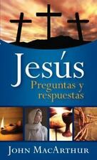 JES·S / THE JESUS ANSWER BOOK - MACARTHUR, JOHN - NEW BOOK