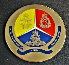 CF Combat Training Centre Uniface Medallion