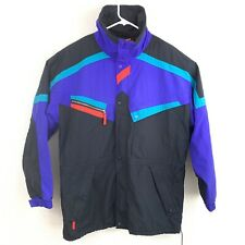 Vintage 90s Helly Hansen Lightweight Ski Jacket Mens Size Medium Colorblock