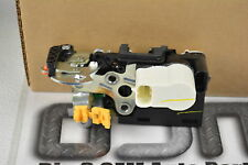Chevrolet Trailblazer Rear Left Side Door Lock with Actuator new OEM 25948724