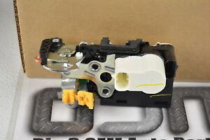 Chevrolet Trailblazer Rear Left Side Door Lock with Actuator new OEM 25948724