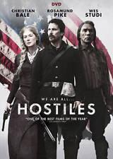 Hostiles (DVD, 2018) NEW