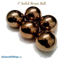 "1"" Solid Brass Balls (Pack of 2 Balls)"