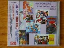 New 1997 Best Animation Anime Soundtrack Music Collection Vol 2 CD Theme 17T