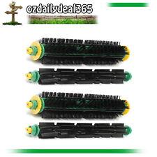2X Bristle Flexible Beater Brush Set for iRobot Roomba 500 Series 510 560 580