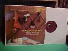 FRITZ REINER LP STRAUSS DOMESTIC SYMPHONY OP. 53 RED SEAL HI-FI EXCELLENT