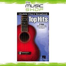 New Ukulele Chord Songbook Top Hits - Chords & Lyrics Music Book