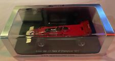 1:43 Spark S1763 Lotus 56B Race of Champions - Emerson Fittipaldi 1971