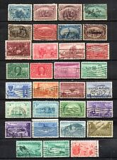 U.S.A very nice older era mixed collection ,stamps as per scan(8952)