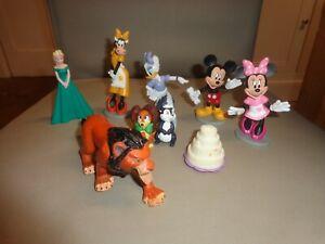 Disney Figure Set Bundle  Official Disney figures Disney store