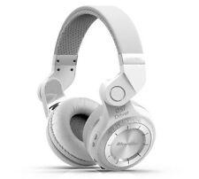 Bluedio Turbine Hurricane T2 Wireless Bluetooth  Stereo Headphones Headset white