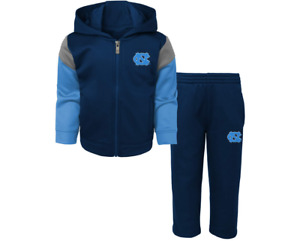 Outerstuff NCAA Toddlers North Carilina Tar Heels Blocker Perfect Fleece Set