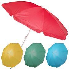 Beach Umbrella Garden Patio Parasol Sunshade UV Protection Shield Outdoor Relax