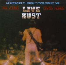 NEIL YOUNG LIVE RUST ROOTS ROCK COUNTRY FOLK MUSIC CD NEU