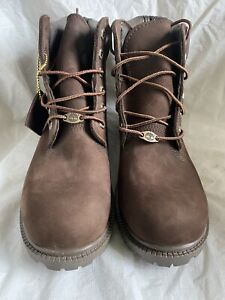 timberland Junior boots 10329  6535 Sz 10M ( Worn Once )