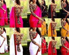 pakistani indian bollywood designer georgette saree traditional fancy ethinic BD
