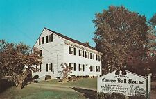 LAM(C) Springfield, NJ - Cannon Ball House - Exterior and Grounds - Signage