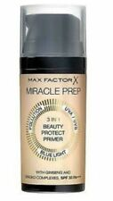 MAX FACTOR MIRACLE PREP 3 IN 1 BEAUTY PROTECT PRIMER BRAND NEW