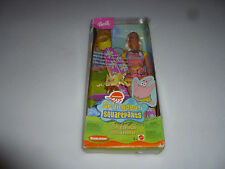 NEW IN BOX BARBIE DOLL NICKELODEON SPONGEBOB SQUAREPANTS MATTEL 2003 NIB PATRICK