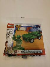 LEGO Toy Story 3 Army Jeep Polybag Set 30071, Brand NEW! Disney Pixar