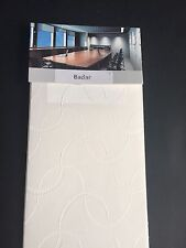 3.5 inch vertical blind fabric - full roll 100 metre - Badar Cream