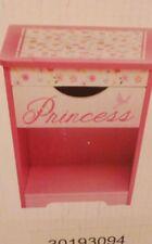 Disney Princess bedside cabinet
