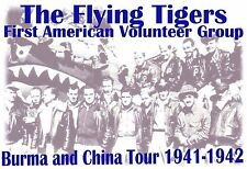 Flying Tigers WW2 Concert Tshirt