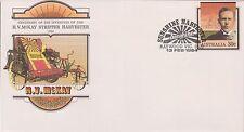 (K35-2) 1984 AU 30c PSE H. V. McKay Harvester cancel
