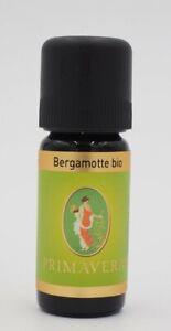Primavera Bergamotte bio ätherisches Öl naturreine Qualität kbA 10ml