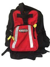 True North Firefly Wildland Pack Black Red