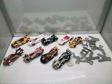 Hot Wheels Speed Racer Movie Cars / Mach 5  Mach 6 etc -  Model cars x8