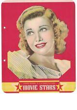 Original Vintage Ginger Rogers RKO RADIO PICTURES Portrait Movie Stars Photo