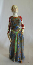 Royal Doulton Hn2008 Queen Philippa of Hainault Figurine by Peggy Davies