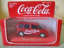 """SOLIDO COKE RENAULT ESPACE """"COCA COLA"""" en boite 1:43"""