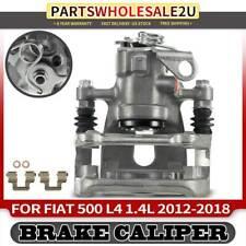 Rear Left Brake Caliper w/ Bracket for Fiat 500 2012 2013-2018 1.4L 68088923AA